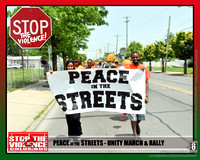 """PEACE In The STREETS"": STOP The VIOLENCE Unity Walk!"