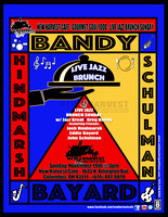 Jazz Brunch Sunday @ New Harvest Cafe