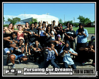 "P.O.D. = Pursuing Our Dreams -""Feed The Streets"""